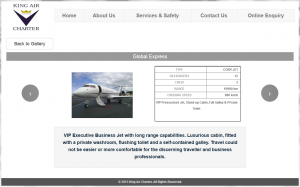 Global Express range and speed