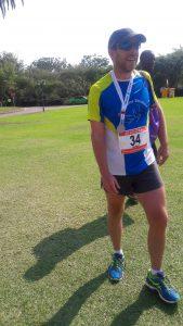 Diacore Gaborone Marathon 2017 - Going Home