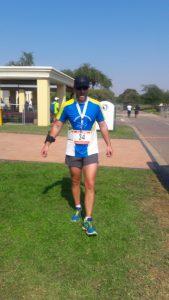 Diacore Gaborone Marathon 2017 - Finished
